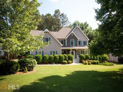 Douglasville Single Family Home New: 281 Magnolia Drive