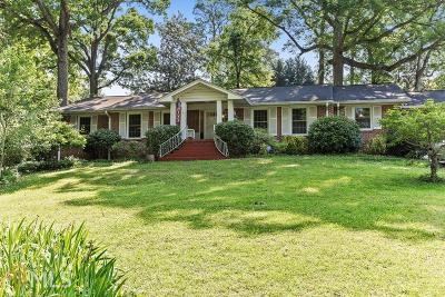 Clayton County Single Family Home New: 5606 Sequoia Drive