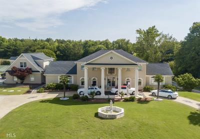 Single Family Home New: 9500 Riverclub Parkway