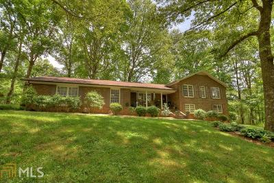 Gilmer County Single Family Home New: 822 Tails Creek Rd