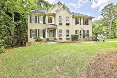 Fayette County Single Family Home New: 201 Chattan Trl