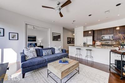 Condo/Townhouse New: 200 N Highland Avenue NE #206