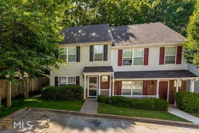 Atlanta Condo/Townhouse New: 2033 Shawn Wayne Circle SE