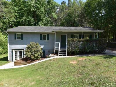 Powder Springs Single Family Home New: 4588 Brownsville Rd