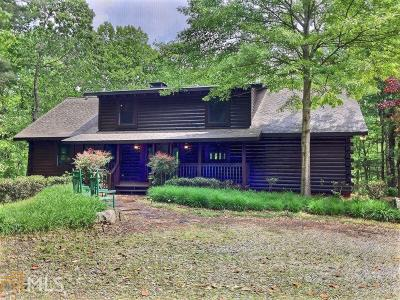 Ellijay Single Family Home For Sale: 340 N Ridge Dr
