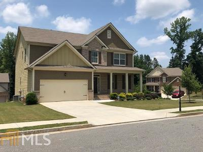 Single Family Home New: 4228 Amberleaf Walk #50