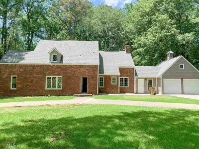 Clayton County Single Family Home New: 309 River Rd
