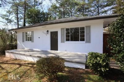 East Point Single Family Home For Sale: 2653 Randall St