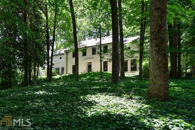 Atlanta Residential Lots & Land New: 3000 E Pine Valley Road