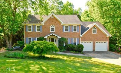 Marietta Single Family Home New: 1438 Shadowrock Court