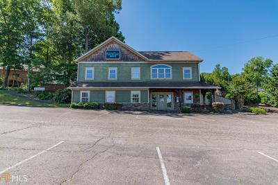 Hiawassee Commercial Under Contract: 3259 Dogwood Ln