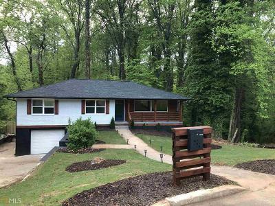 Single Family Home New: 3123 Briar Court