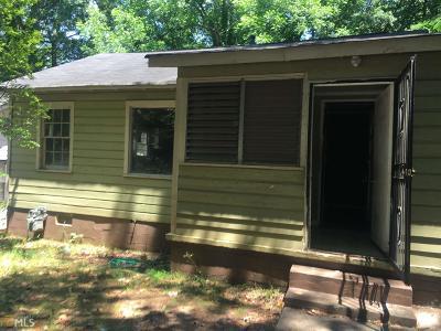 Single Family Home New: 3528 Conley