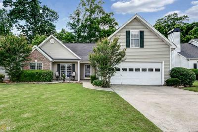 Dawson County, Forsyth County, Gwinnett County, Hall County, Lumpkin County Single Family Home New: 5774 Tattersall Ter
