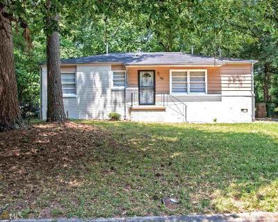Atlanta Single Family Home New: 294 Ard Place