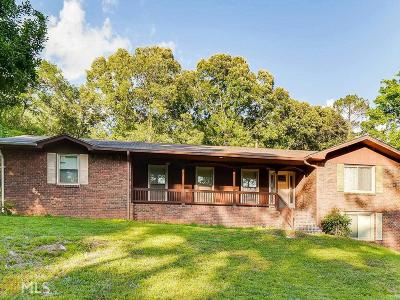 Clayton County Single Family Home New: 7178 Bryce Road