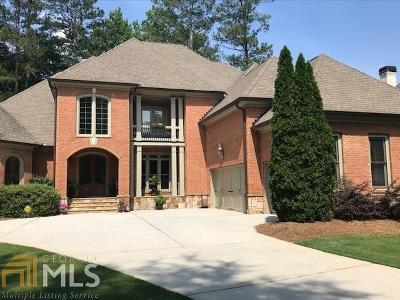 Marietta Single Family Home New: 3008 Canton View Walk