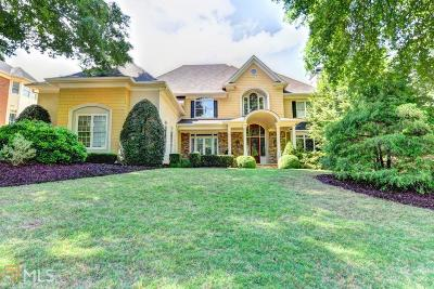 Alpharetta Single Family Home New: 620 Falls Bay Ct
