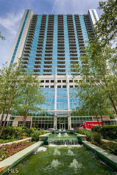 Condo/Townhouse For Sale: 3324 NE Peachtree Rd #1114