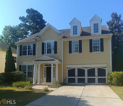 Peachtree City GA Single Family Home For Sale: $454,700