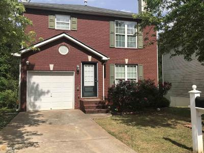 Decatur Single Family Home New: 4067 Riverside Pkwy