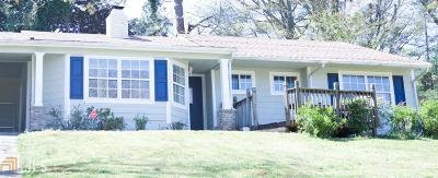 Decatur Single Family Home New: 1432 Richard Rd