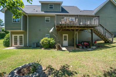Dahlonega Single Family Home For Sale: 6270 Timber Creek Trl