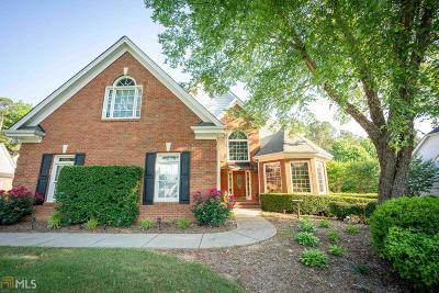 Gwinnett County Single Family Home New: 4830 Duncans Lake