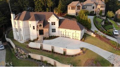 Marietta Single Family Home New: 4115 Cougar Point #6