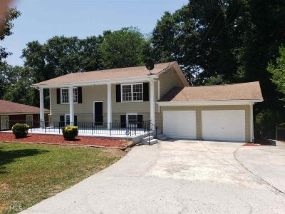 Jonesboro Single Family Home New: 8319 Dewayne Ln