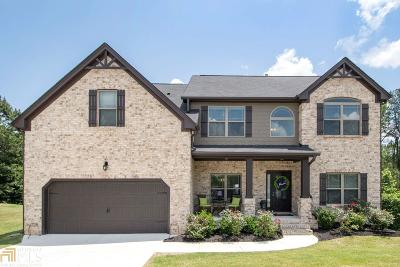 Loganville Single Family Home New: 371 Baymist Dr