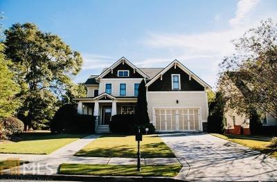 Decatur Single Family Home New: 3125 Brick Lane