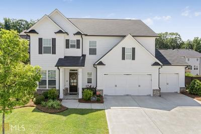 Gwinnett County Single Family Home New: 502 Holmes Dr