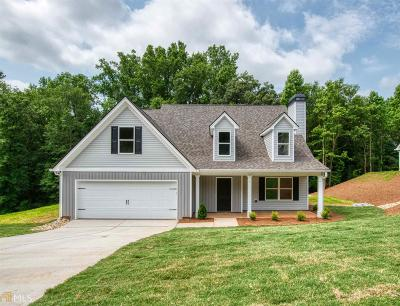 Jefferson GA Single Family Home New: $269,900