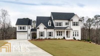 Milton Single Family Home New: 160 Horizon Hl