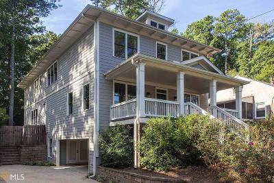 Decatur Single Family Home For Sale: 163 Park Dr