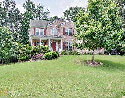 Cobb County Single Family Home New: 2825 Maple Springs Court