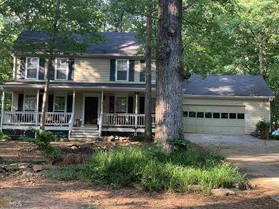Covington Single Family Home New: 60 Clay Ct