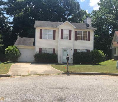 Lithonia Single Family Home New: 6350 Alford Circle