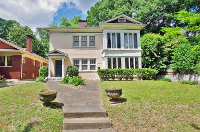 Atlanta Multi Family Home New: 416 6th St Street