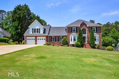 Powder Springs Single Family Home New: 6045 Wyndham Woods Drive
