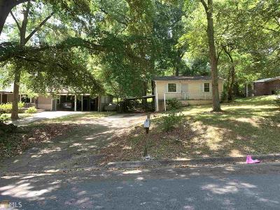 Atlanta Single Family Home New: 2696 George Street NW