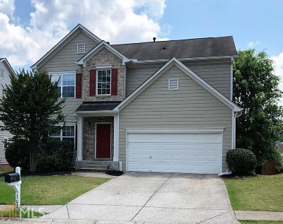 Woodstock Single Family Home New: 302 Tuggle Court