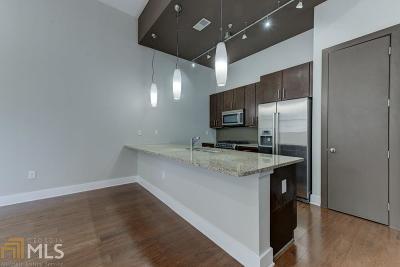 Atlanta Condo/Townhouse For Sale: 200 N Highland Ave #107