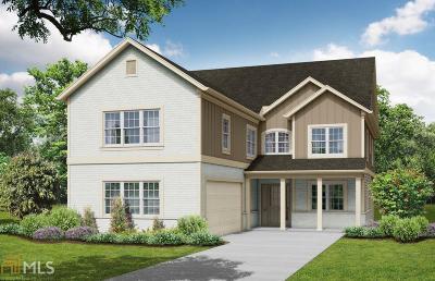 Marietta Single Family Home New: 1091 Heatherland Dr