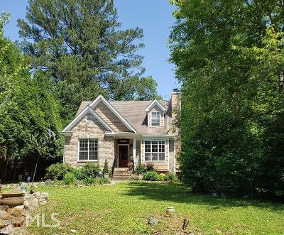 Atlanta Single Family Home New: 120 NW Johnson Road NW