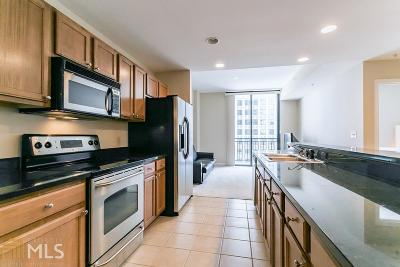 Ovation Condo/Townhouse For Sale: 3040 Peachtree Rd #802