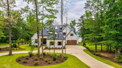 Greensboro, Eatonton Single Family Home For Sale: 139 Mags Path