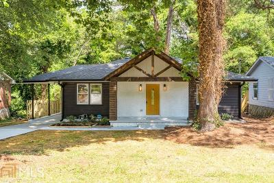 Decatur Single Family Home New: 1926 Meadow Lane