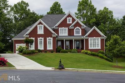 Gwinnett County Single Family Home New: 1318 Ewing Creek Drive